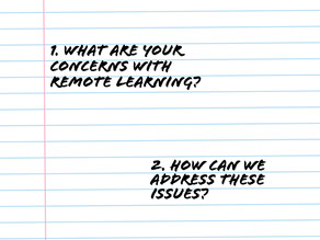 Remote Teaching: Student Engagement