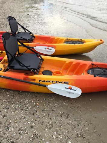 single kayak rental