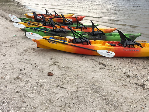 kayak rentals with delivery