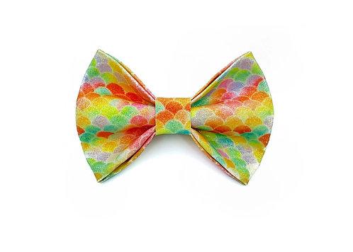 Sparkling Mermaid Bow Tie