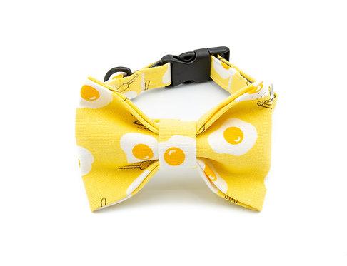 Egg Bow Tie Collar