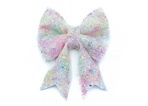 Unicorn Glitter Blair Bow