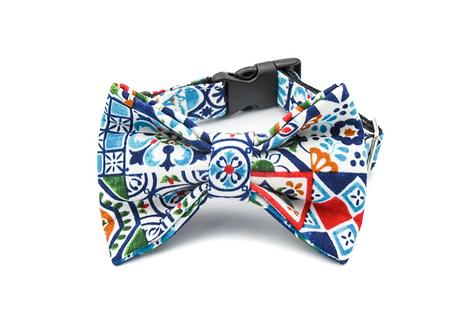 Stylish Bow Tie Collar
