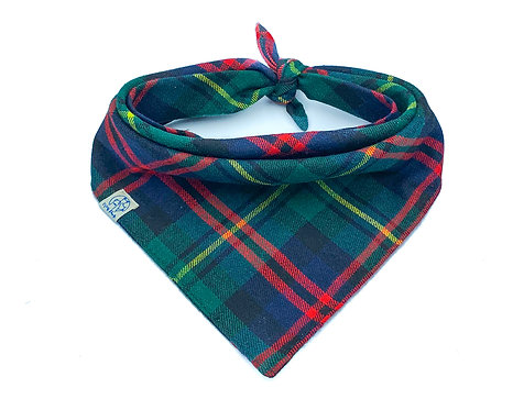 Scottish Flannel Bandana