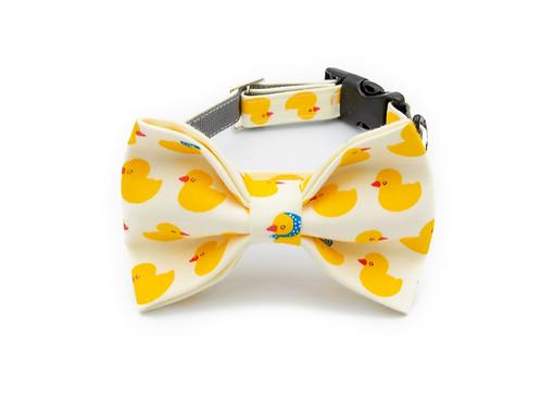 Duck Bow Tie Collar