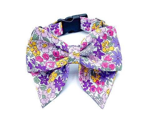 Flowers Blair Bow Collar