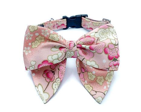 Sakura Blair Bow Collar