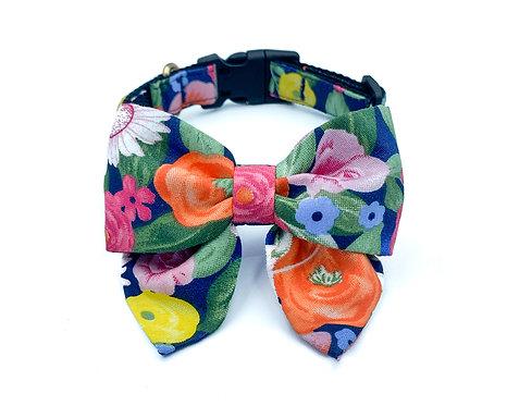 Garden Party Blair Bow Collar