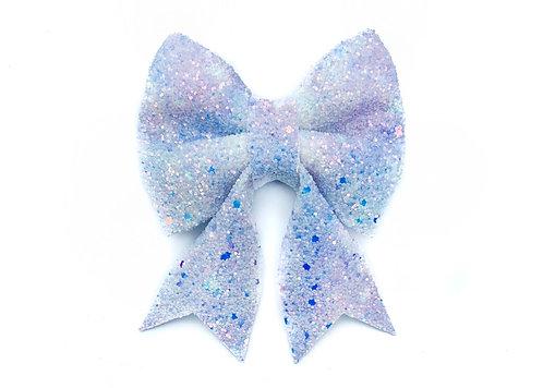 Purple Unicorn Glitter Blair Bow