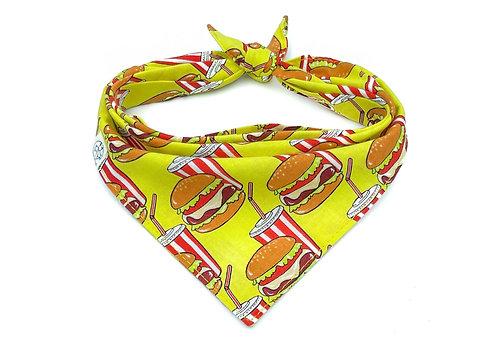 Big Mac - Yellow Bandana