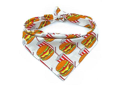 Big Mac - White Bandana