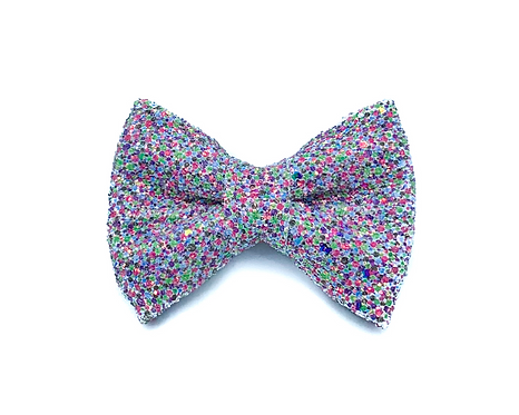 It's Party Time! Glitter Bow Tie