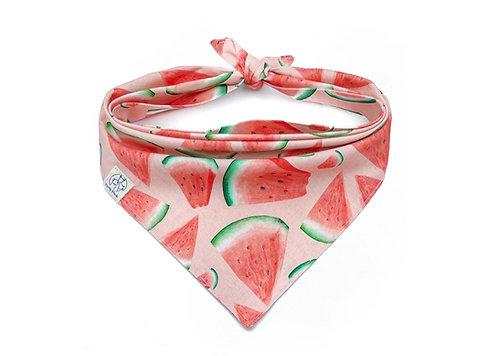 Pink Watermelon Bandana