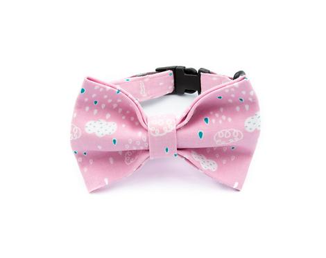 Rainy Bow Tie Collar