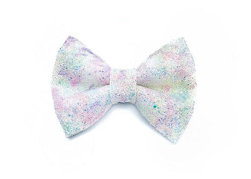 Unicorn Glitter Bow Tie