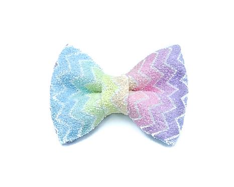 Mermaid Glitter Bow Tie