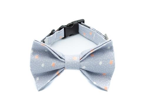 Queen Bow Tie Collar
