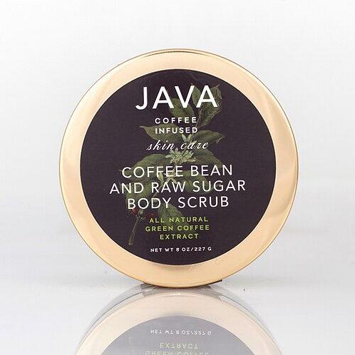 Java Coffee Bean Body Scrub