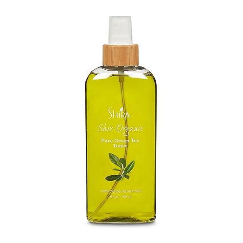 Shir-Organic Pure Green Tea Toner / Normal to Oily