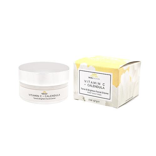 Bodyceauticals Calendula + Vitamin C Facial Crème