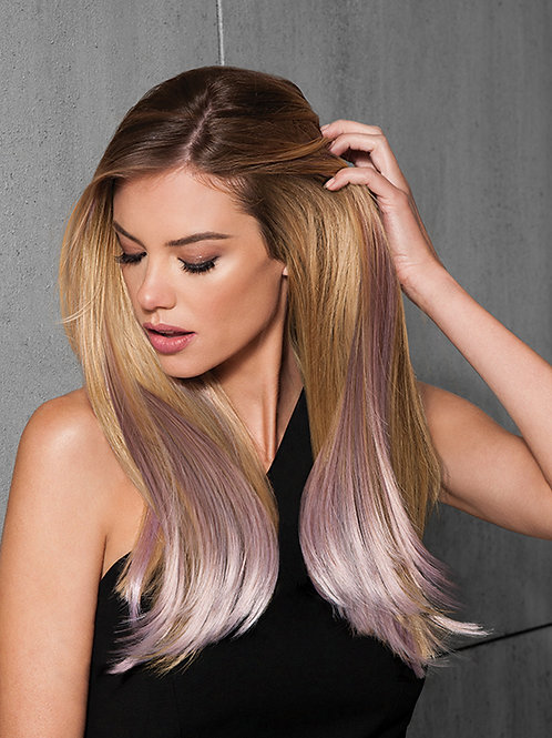 6PC STRAIGHT COLOR EXTENSION KIT