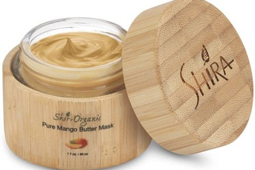 Shir-Organic Pure Mango Butter Mask / Normal, Dry to Mature & Sensitive