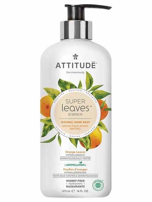 Attitude Liquid Hand Soap