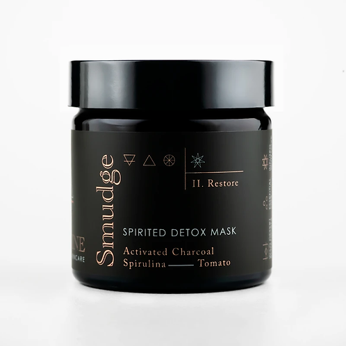 Smudge Spirited Detox Mask