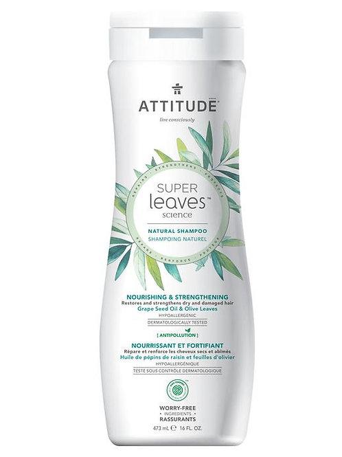 Nourishing and Strengthening Shampoo