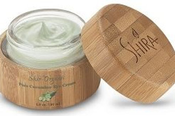 Shir-Organic Pure Cucumber Eye Cream / All Skin Types