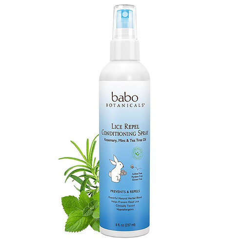 Babo Lice Repel & Prevent Conditioning Spray