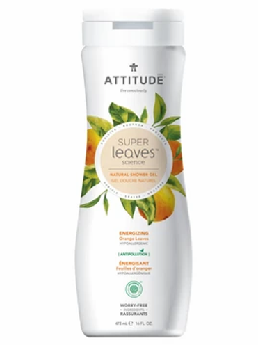 Attitude Energizing Body Wash