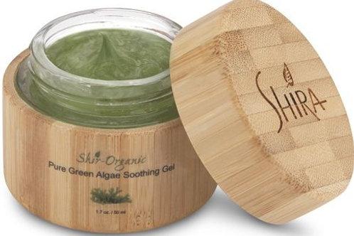 Shir-Organic Pure Green Algae Soothing Gel / Dry, Sensitive, Couperose, Rosacea