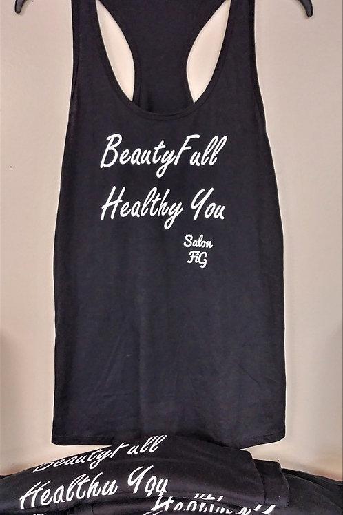 Salon FiG BeautyFull Healthy You Tank