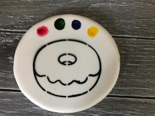 Paint Your Own Donut