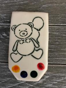 Paint Your Own Teddy Bear