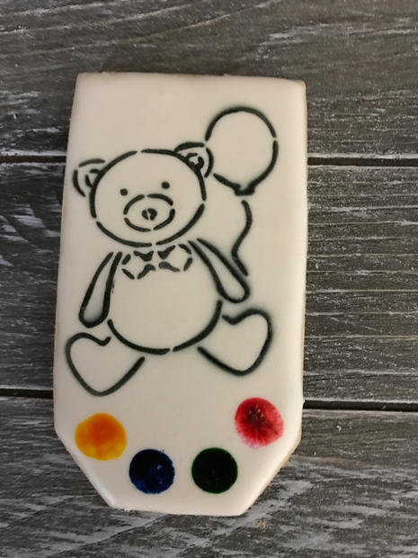 Paint Your Own Teddy Bear
