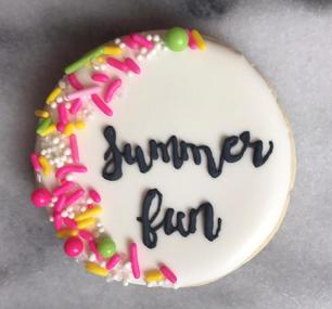 Summer Fun Plaque