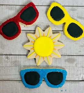 Sunglasses with Sun