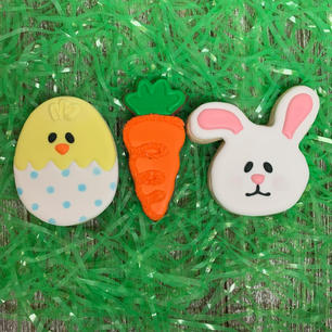 Chick/Carrot/Bunny Set