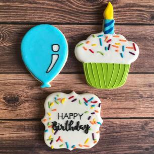 Basic Happy Birthday Set