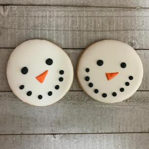 Snowmen Faces