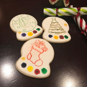 Paint Your Own Christmas Set