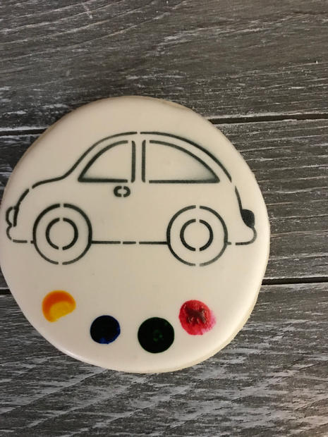 Paint Your Own Car