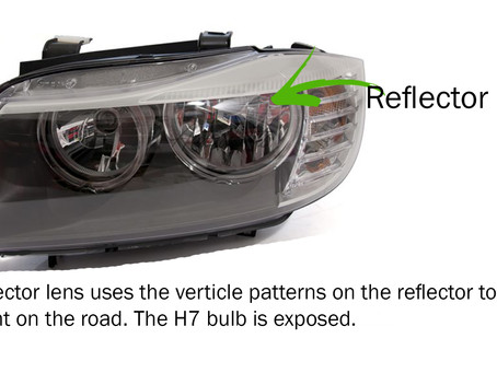 H7 Or H7R HID bulb what's all the fuss about?