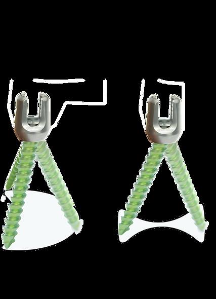 Deformity Polyaxial screw
