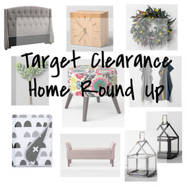 Target Scores! Home Clearance Round Up