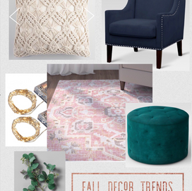Fall Décor Trends
