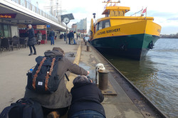 Marley, Baumwall, Hamburg, Germany 12.02.2019