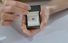 Diamant-Bestattung (Algordanza)